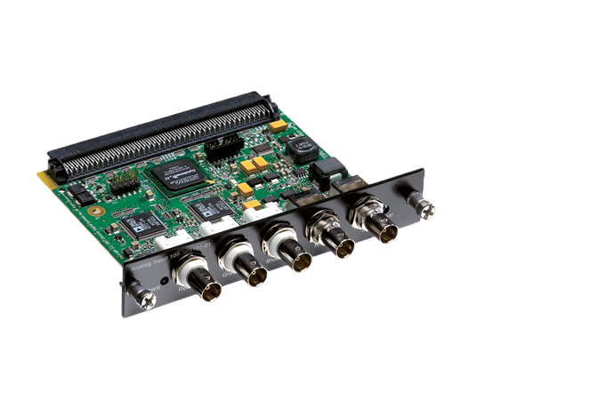 Analog Input Card | Christie - Audio Visual Solutions