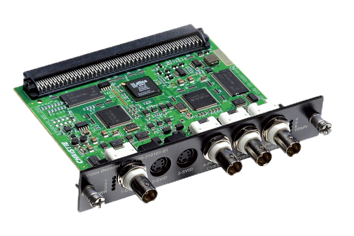 Video Decoder Input Card | Christie - Audio Visual Solutions