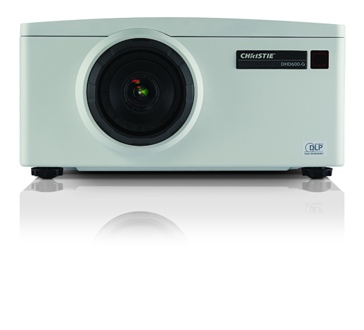 Christie DHD600-G HD 1DLP projector | 140-003104-XX