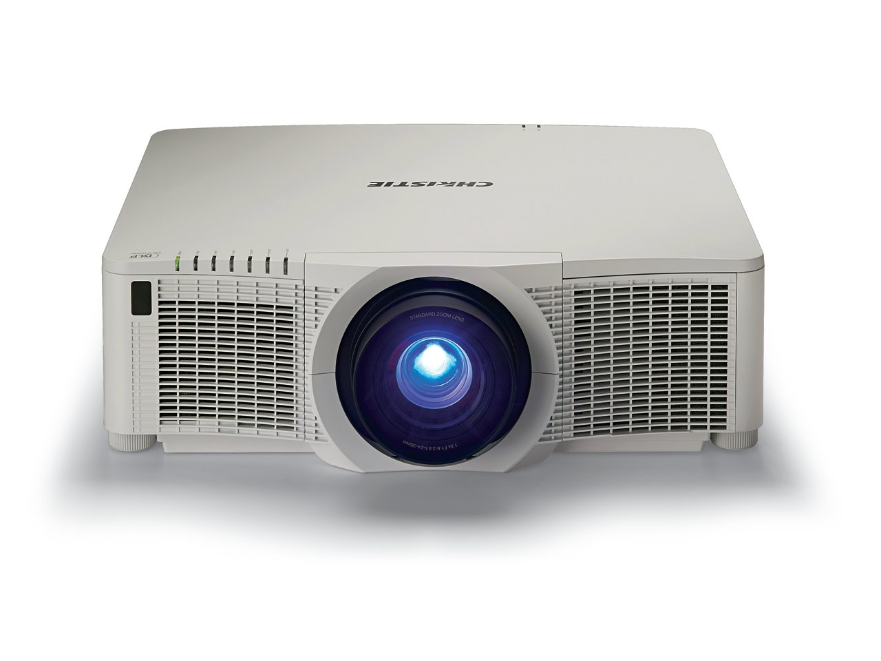 Christie DHD851-Q 1DLP projector | 121-030104-01 (white) | 121-030115-01 (black)