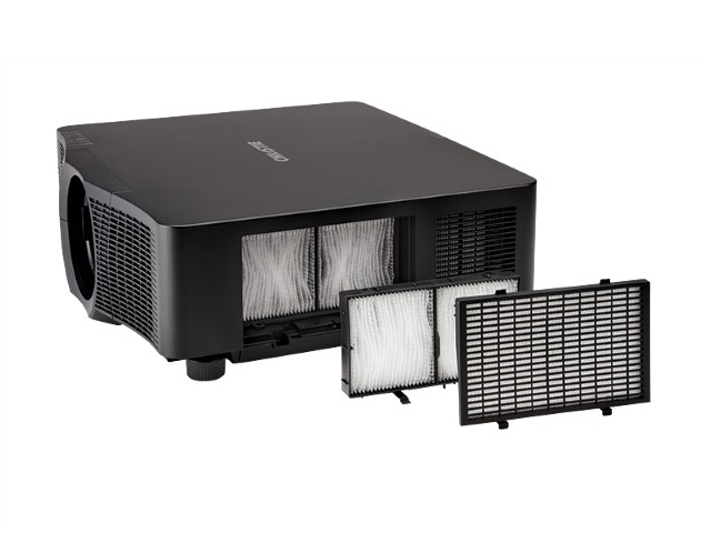 Christie LHD720i-D 3LCD projector | 121-051107-XX (black), 121-050106-XX (white no longer available)