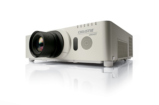 Christie LWU421 3LCD projector | 121-013105-XX