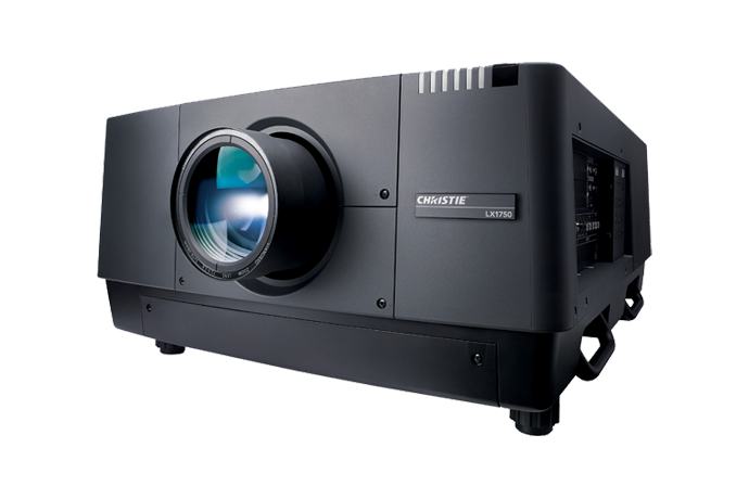 Christie LX1750 LCD projector | Christie - Visual Display Solutions