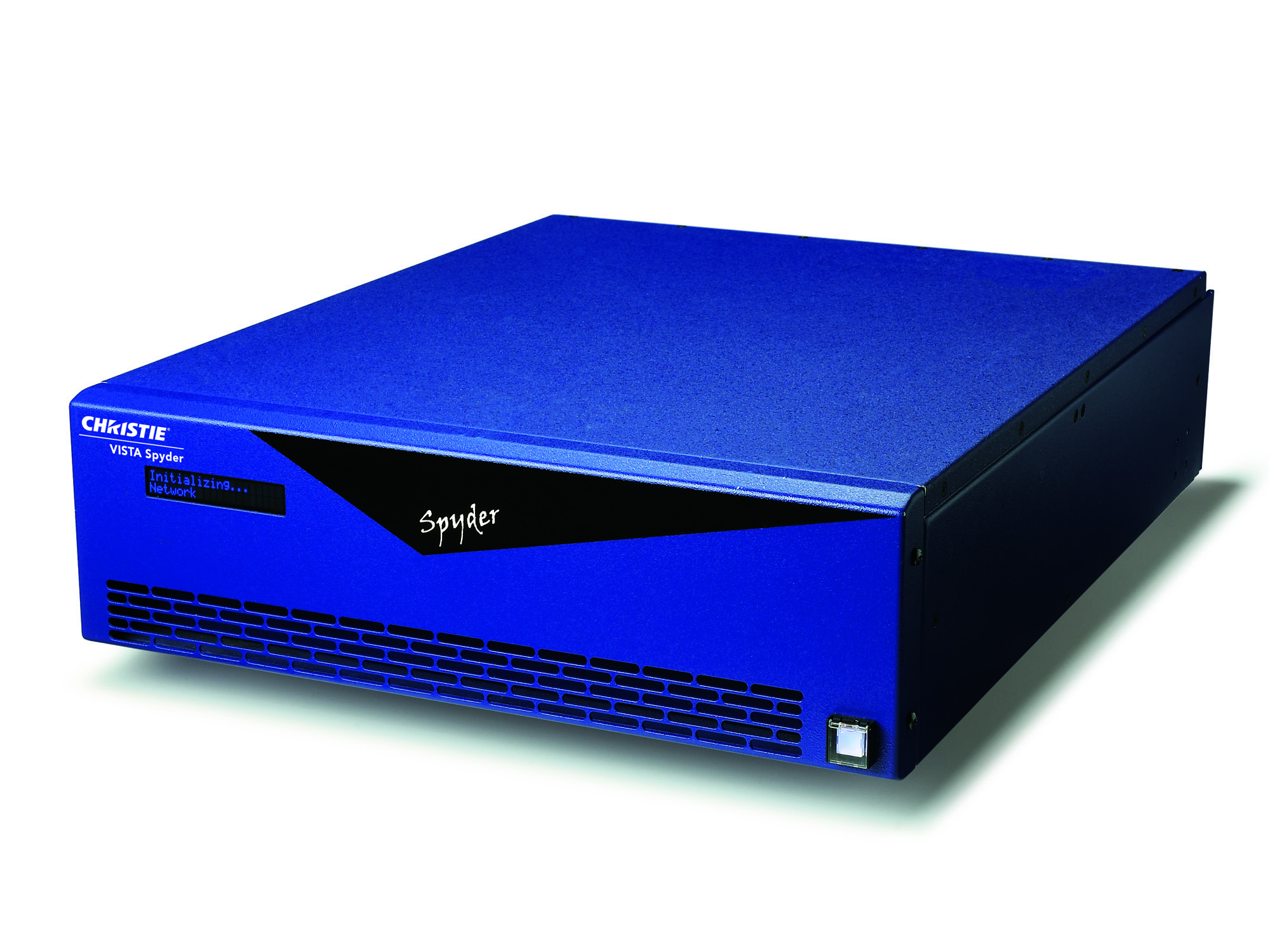 Christie Spyder video processor | 120-052108-XX | 120-064101-XX